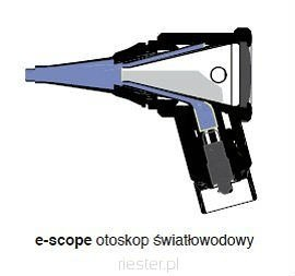 Otoskop e-scope